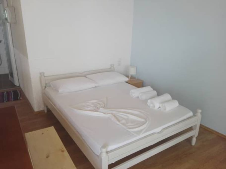 first double bed