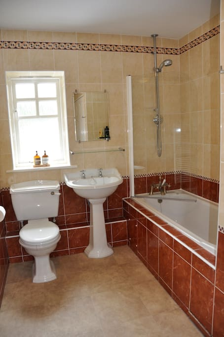 Private use of this bathroom