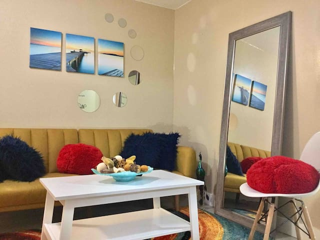 Trendy Wynwood Home | 2BR | Laundry + FREE Parking