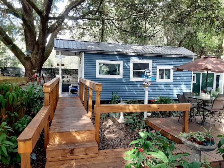 Tiny House - Social Distancing Heaven