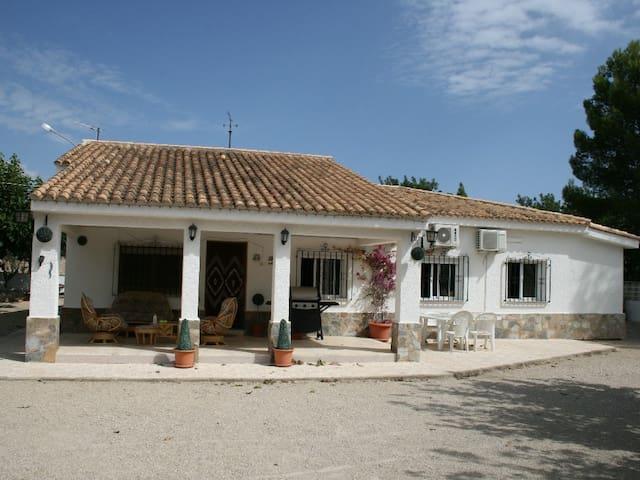 Olive Villa, Ontinyent, Spain. - Valencia - Dům