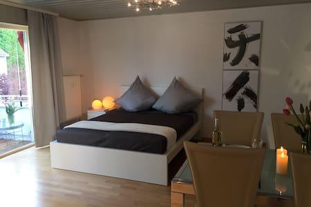 Ruhiges und modernes Appartement - Baden-Baden - Huoneisto