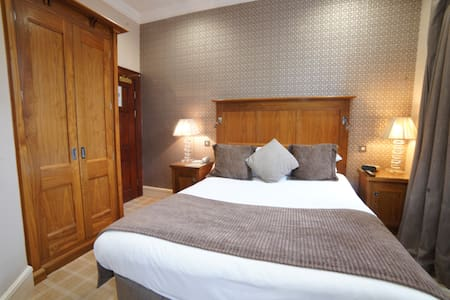 Double Room at Hardwick Hall Hotel
