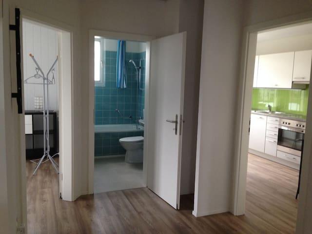 3 Zimmerwohnung im 1. Obergeschoss - Allschwil - Apartment