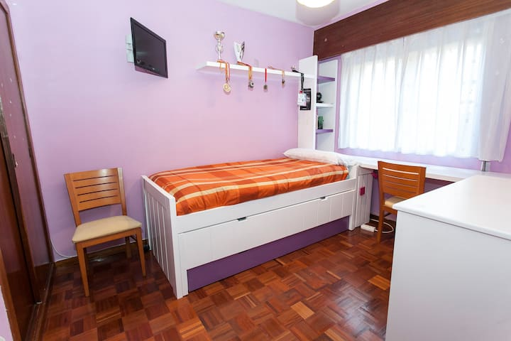 Carlos's rooms -  5 minutes from airport