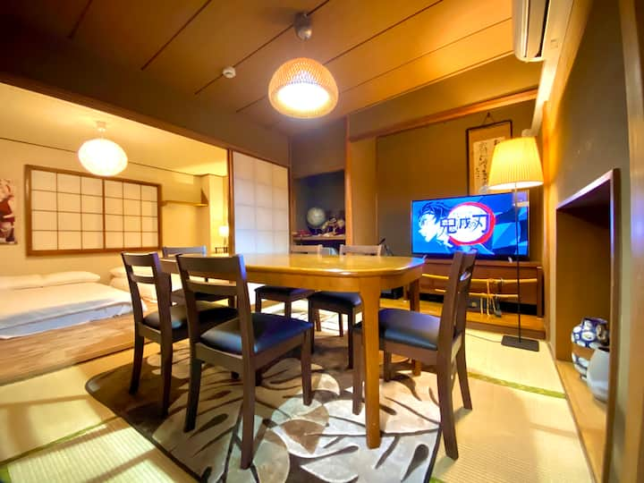 JR Akihabara-sta 5 min Max11 ppl 3F
