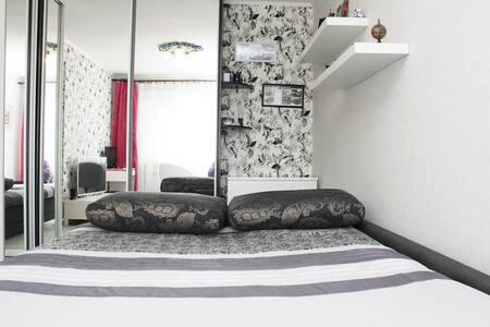 Уютная квартира рядом с центром города - Pskov - Lejlighed