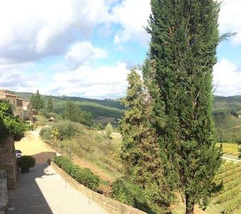 Beautiful Villeta in the Chianti Hills, Tuscany. - San Casciano in Val di pesa