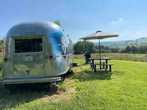 Airstream in the Hills, 20 min Hay-on-Wye