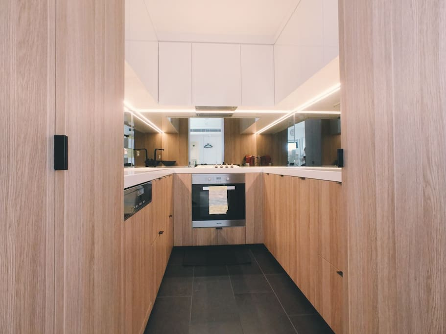 Beautifully built Kitchen