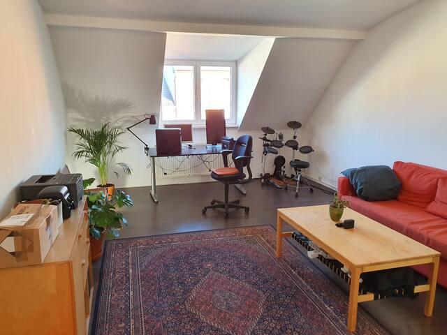 Chambre moderne et accueillante dans Bergmannkiez