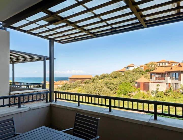 Zimbali Suites with Sea Views exclusive 2bed 2bath