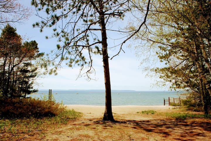 Sandy Pines Cottage - Sunsets & Sandy Beaches