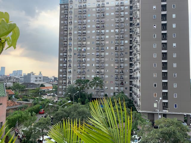 Apartment ParkView Puri Kebon Jeruk - West Jakarta