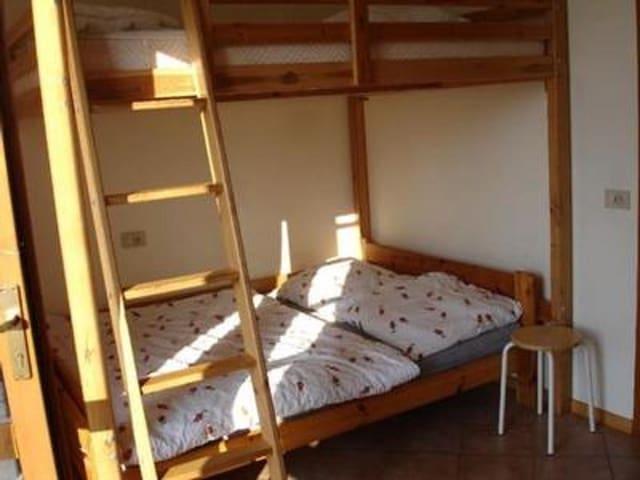 Gästezimmer für max. 4 Pers.