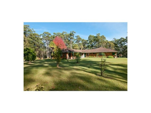 Rural Escape Close to Moonee Beach & Coffs Harbour - Bucca - Bed & Breakfast