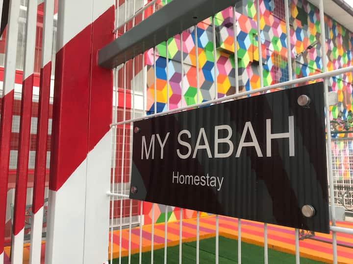 My Sabah Homestay - Suite 108