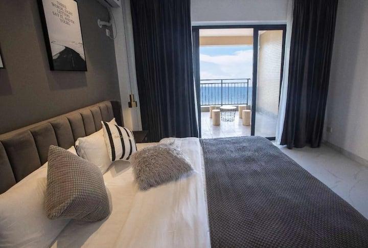 银滩270度3房一厅无遮挡海景套房