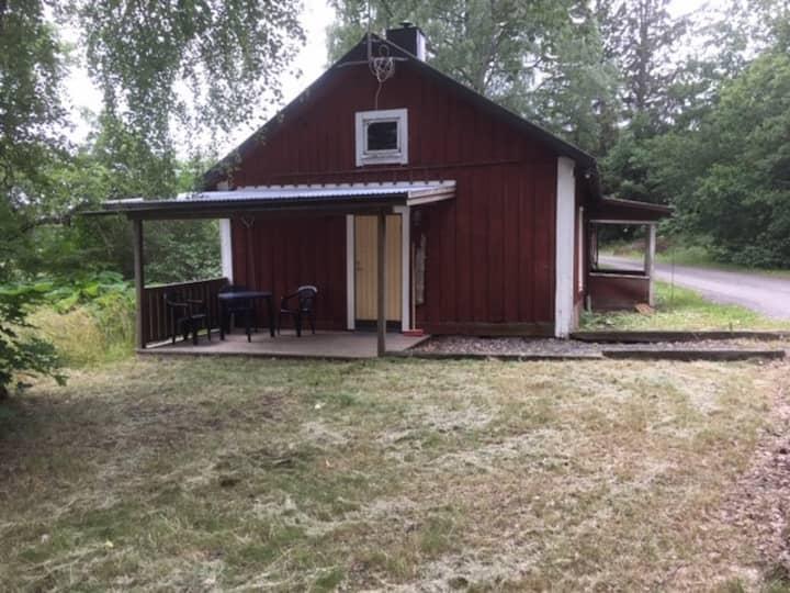 Trädgårdsmästarhuset på Norr Malma fårgård