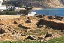 Roman Ruins nearby