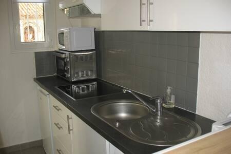 Appartement au calme à Canet VILLAGE - Canet-en-Roussillon - Pis