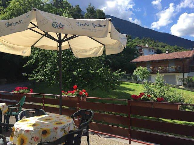 Casa Dalsass Appartamento Arancione - Dolomiti, Paganella e Lago di Molveno