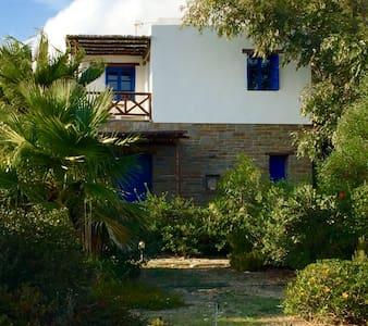 Au bord de la mer - Paros-Grèce - Drios