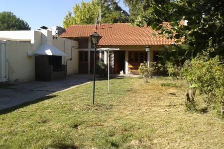 Alquilo casa para vacacionar - Luján de Cuyo