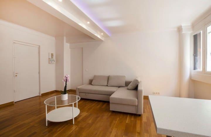Appartement - 14 rue le Marois , Paris 16ème