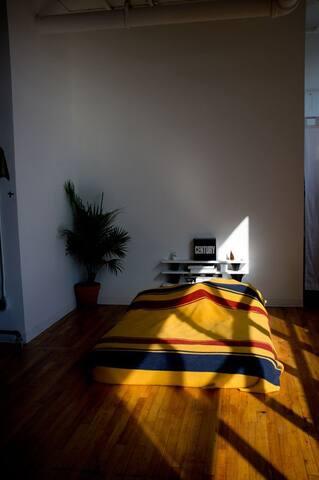 Chambre Simple Entrée Privative 15min Paris!