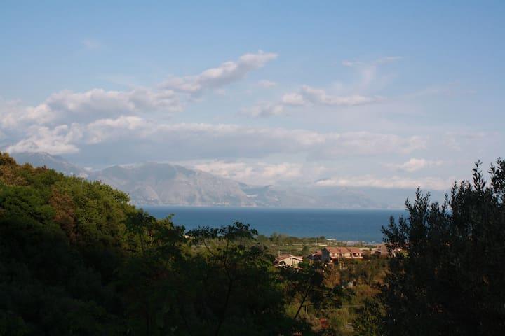 Appartement Scario à 700 m de la mer. - Contrada Valle di Natale - Talo