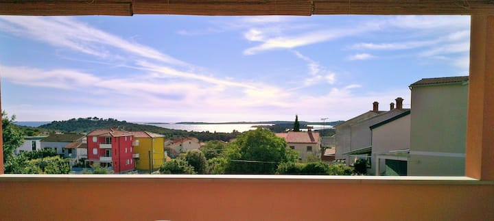 Apartment Debora with sea view