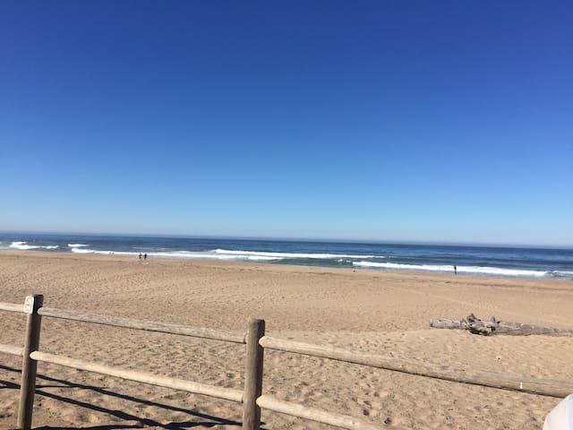 Guadalupe Beach adjacent home