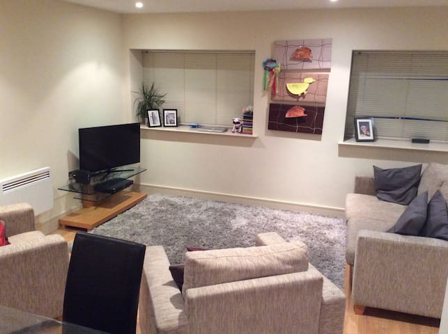 Cardiff Bed / flat 10 -11 Mar - Penarth - Appartement
