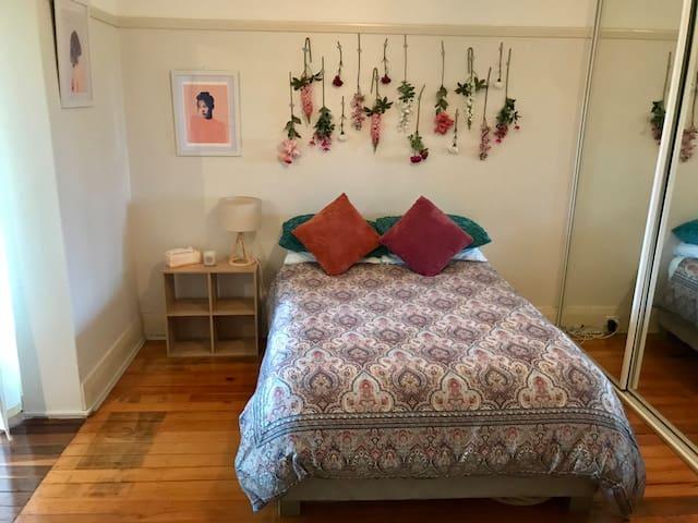 Huge bedroom in beautiful Kingsford home