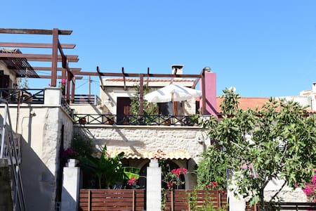 House - 8 km from the beach - Rethymno - Hus