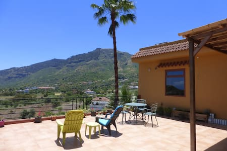 House with panoramic view - Tenteniguada - Gran Canaria