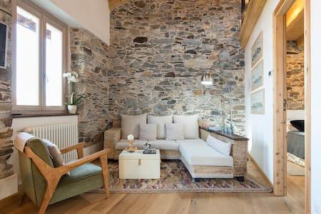 Cozy Stone Getaway with Panoramic Views