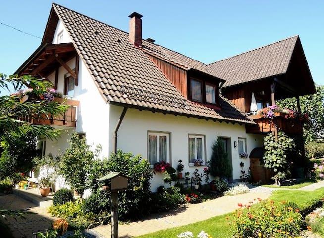Haus Wetzler - Ferienwohnungen (Wasserburg), Ferienwohnung 5