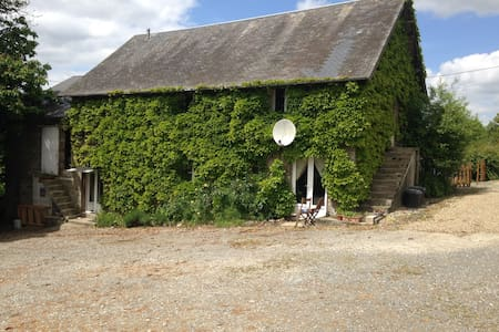 Bed and Breakfast in Normandy - Saint-Martin-des-Besaces - Wikt i opierunek