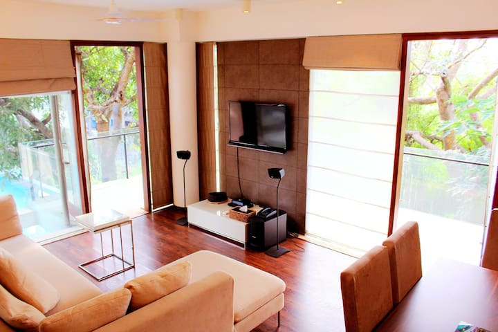 Luxurious 2bhk for ultimate holiday exp. in Goa -2