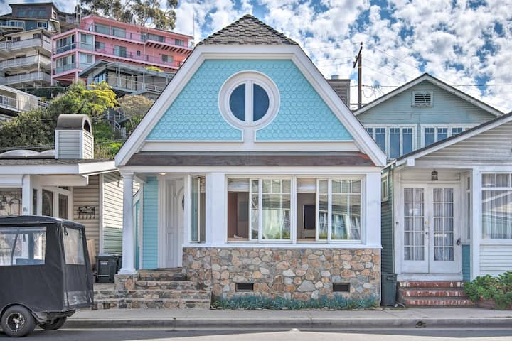 NEW! Catalina Island Home: Walk to Main St. Beach!
