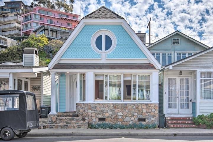 NEW! Catalina Island Home: Walk to Main St. Beach!
