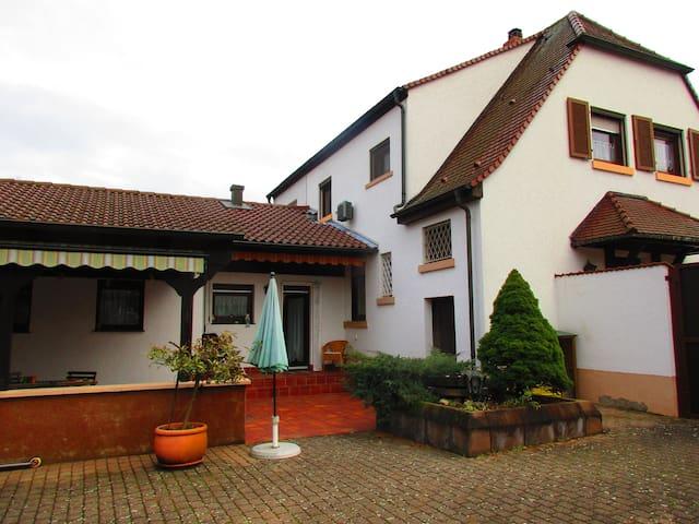 kleine Ferienwohnung Gartenstadt