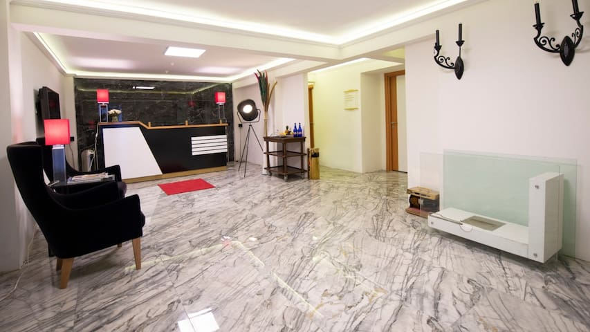 7HillResidence -Superior Suite 17- central&stylish
