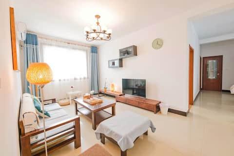 Huashan Mountain Three-Room Apartment