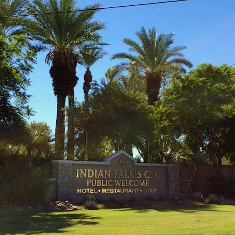 INDIO CONDO AT INDIAN PALMS FOR COACHELLA WEEKS!