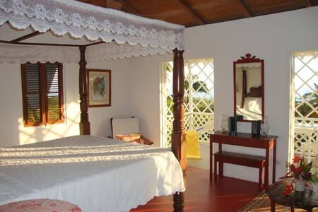 Boutique Caribbean Inn (Garden or Hillside Room) - Pond Hill - Boutique-hôtel