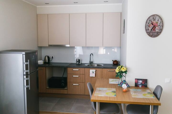 Сozy Apartment In Great Location - Riga - Appartement