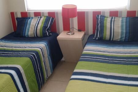 Departamento compartido con Habitacion privada - Coquimbo - Huoneisto